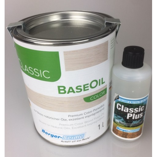 Berger Seidle 2K Classic Baseoil