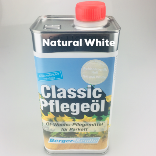 Berger Seidle Maintenance Oil Natural White