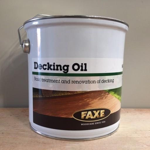Faxe Decking Oil