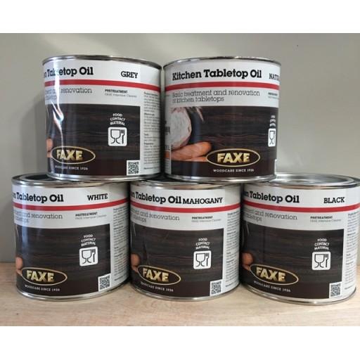 Faxe Kitchen Worktop Oil