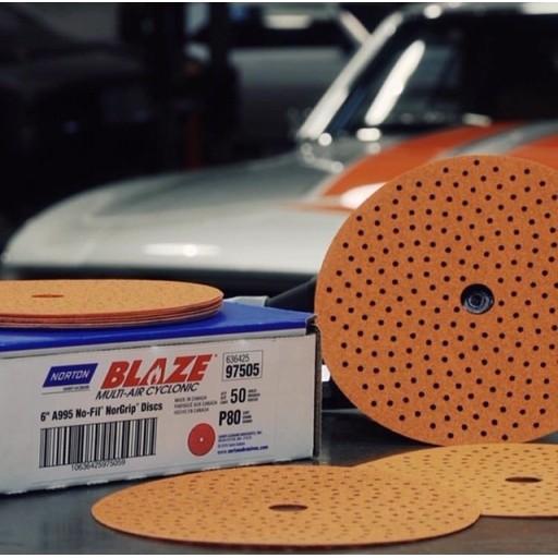 Norton Blaze Multi Air Cyclonic Discs