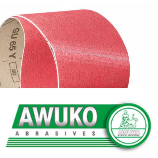 "Awuko 8"" 200 x 750mm Ceramic Belts"