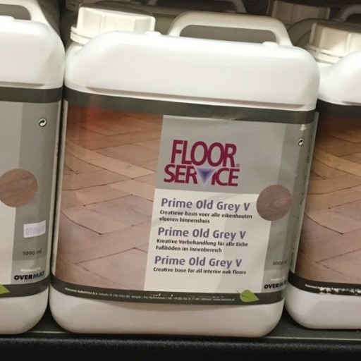 Floor Service Prime Old Grey Reactive Stain