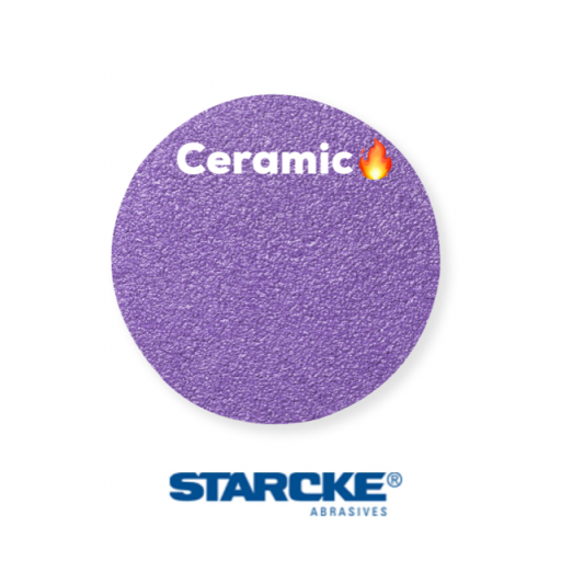 "Starcke Edger Discs 6"" 150mm Ceramic"