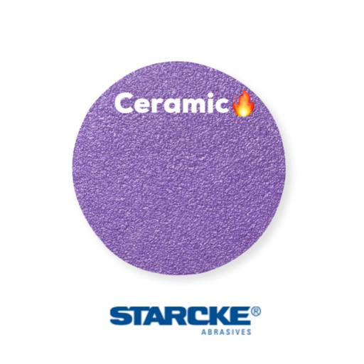 "Starcke Edger Discs 6"" 150mm Ceramic"