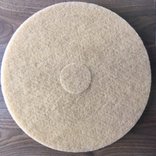 Tan Floor Buffer Pads